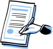 firmare contratti